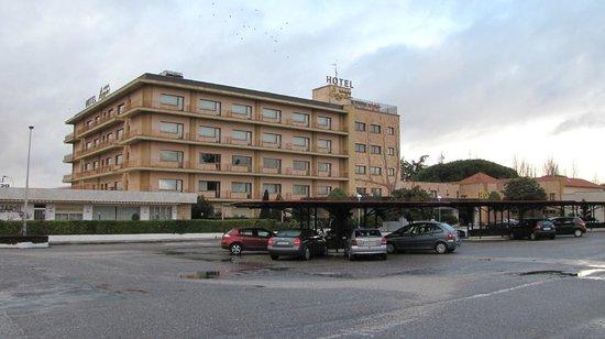 Hotel Regio: Prédio principal do hotel
