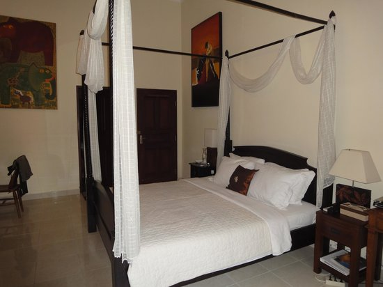 Alamanda Villa: foto slaapkamer
