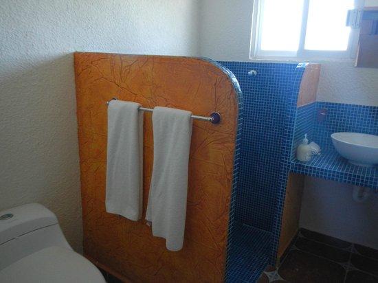 Marina Paraiso : Salle de bain