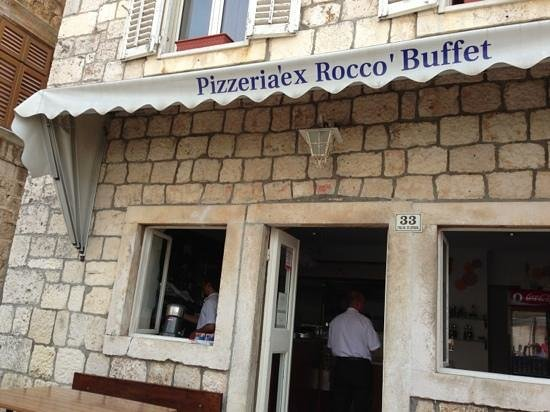 Pizzeria ex Rocco: Number one