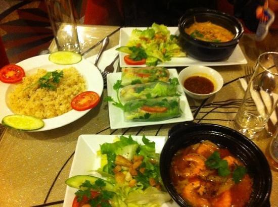 M Bistro: great dinner!
