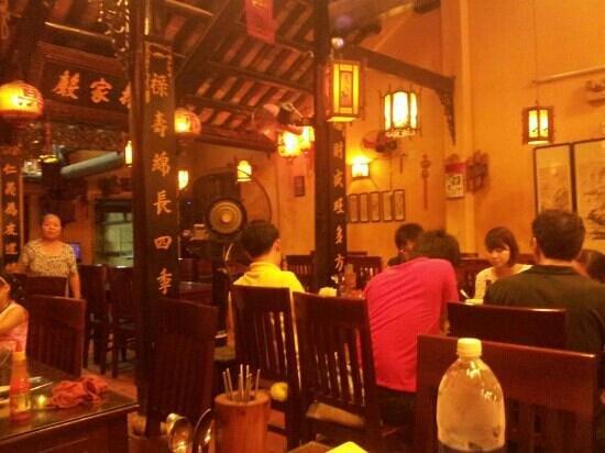 Van Loc Restaurant: restaurant