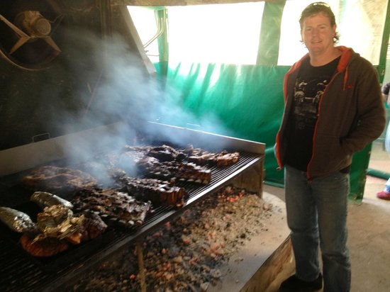 Los Talas del Entrerriano : Decent BBQ :)