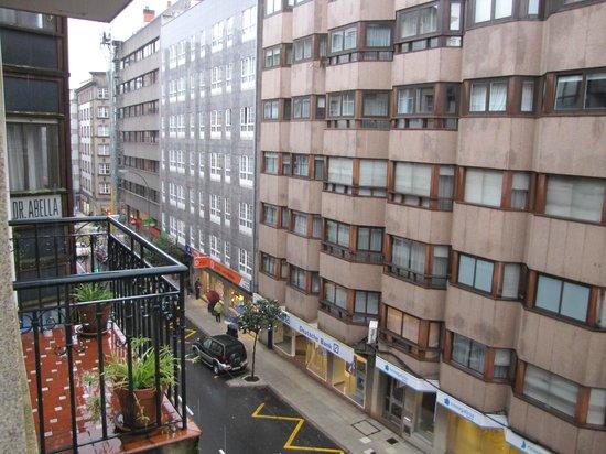 Nest Style Santiago: Vista do apartamento