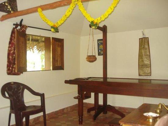Vishram Village: Salle de soins
