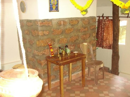 Vishram Village: Table ayurvedique