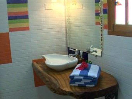 Vishram Village: Salle de bain