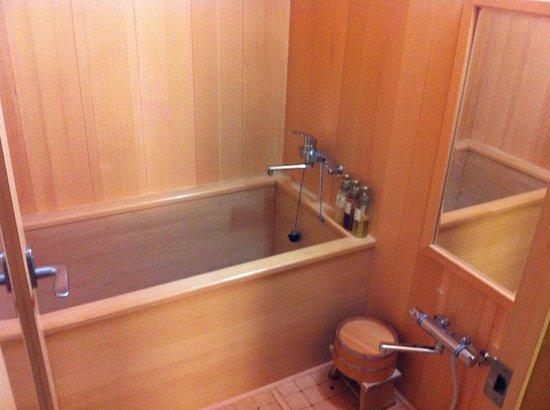 Salle de bains (eau thermale) à la japonaise - Photo de ...