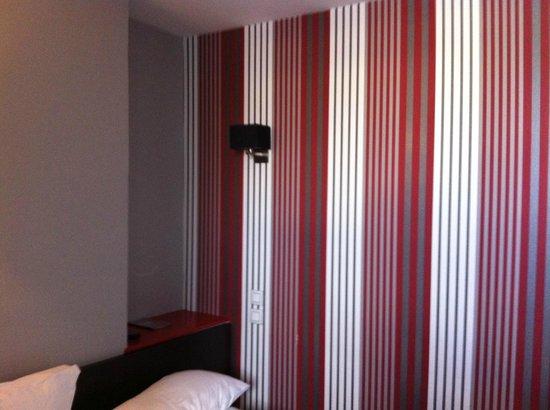 Hotel Le Charleston: Chambre 252