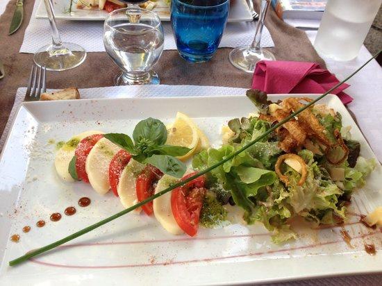 Le Cigalon : Italian salad