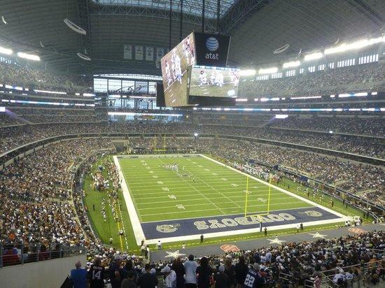 Texas Stadium Tour Prices