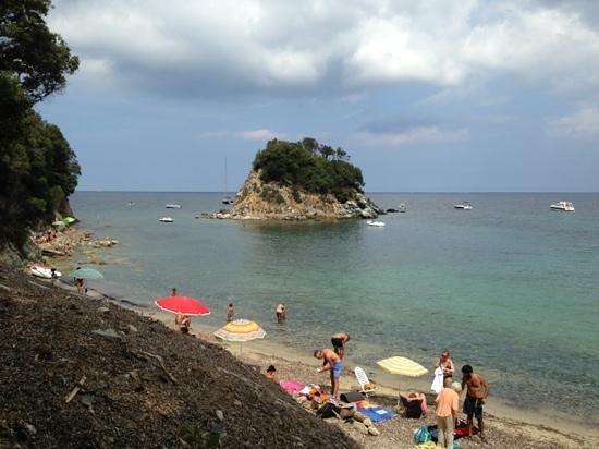 Procchio, Olaszország: Paolina Beach
