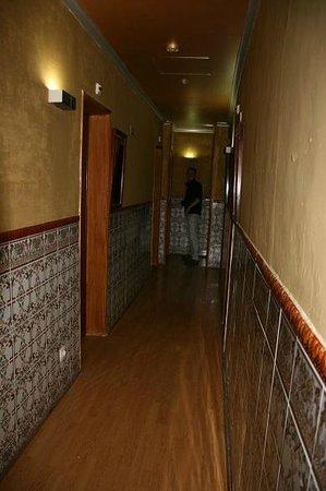 Pensao Residencial Norte: Floor