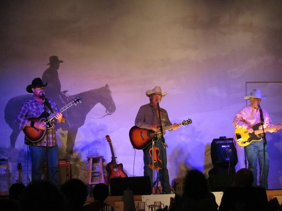 The Cody Cattle Company : l'orchestre