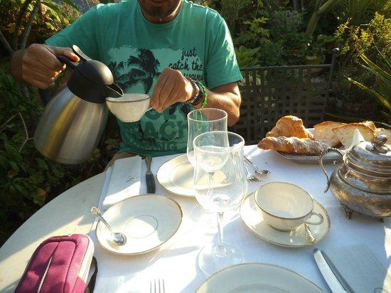 La Terrazza dei Pelargoni: colazione
