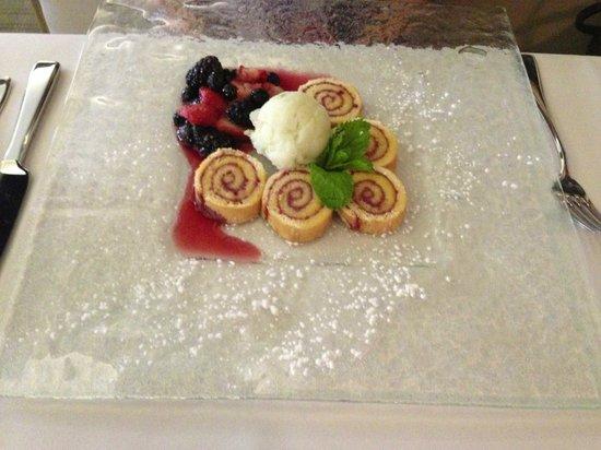 Chicago Prime Steakhouse : dessert
