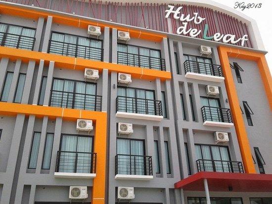 Hub de Leaf @ Rayong: beautiful building