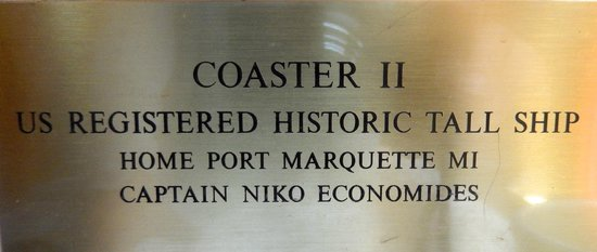 Superior Odyssey Sailing Charters : Cool stories about about the history of the boat