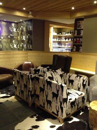 Mercure Chamonix Centre Hotel : lounge