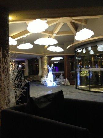 Mercure Chamonix Centre Hotel : entrada