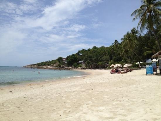 Baan Jasmin Village: Choeng Mon beach