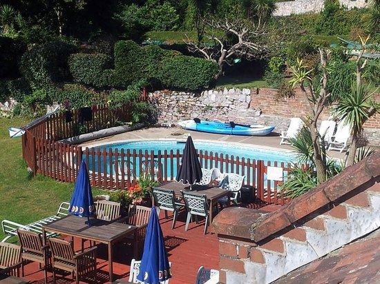 Yardley Manor Hotel : View from room