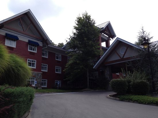 Fairfield Inn & Suites Gatlinburg North: Fairfield at Gatlinburg