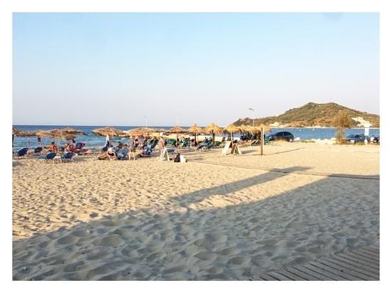 Alykanas Village Hotel: beach