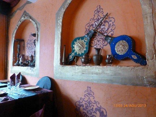 La Medina: Decoration