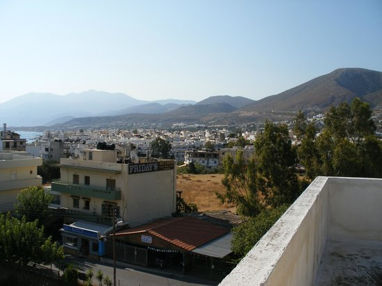 Minas Apartments : View from roof top