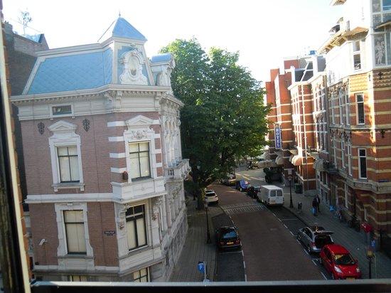 Hotel Vondel : Aussicht von Zimmer 303