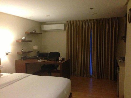 Parque Espana Residence Hotel : Bedroom