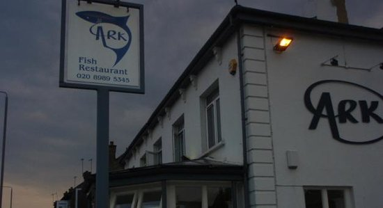 The Ark Fish Restaurant London