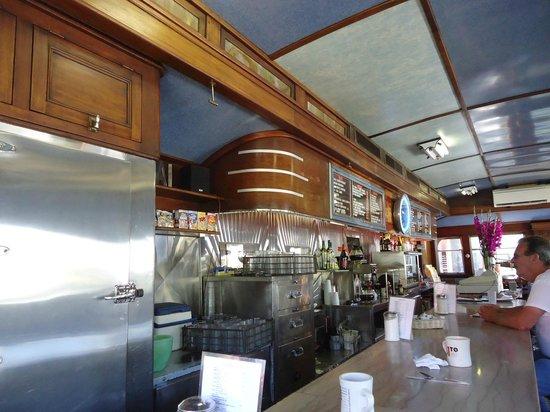 A1 Diner, Gardiner, Maine, Aug 2013