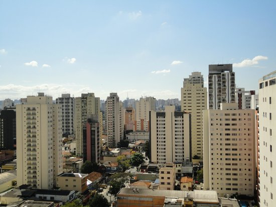Estanplaza Ibirapuera: Visão diruna - 15º Andar