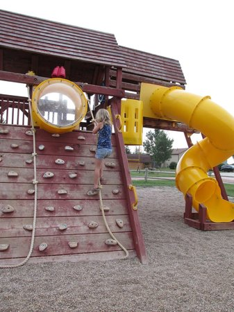Rapid City KOA Kampground: playground