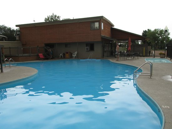 Rapid City KOA Kampground: pool