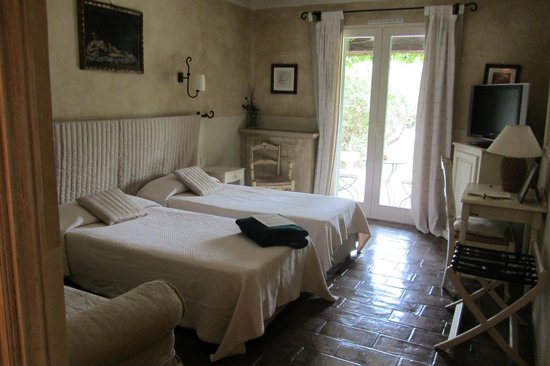 Hotel du Moulin d'Aure : chambre 5