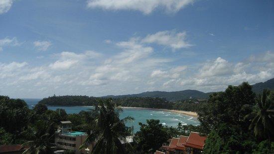 Orchidacea Resort : vista mozzafiato