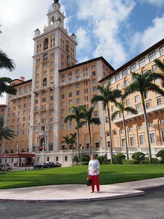The Biltmore Hotel Miami Coral Gables : Front facade