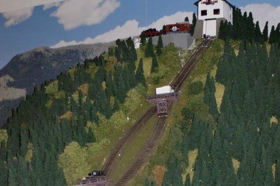 Eisenbahnwelt: Schrägbahn