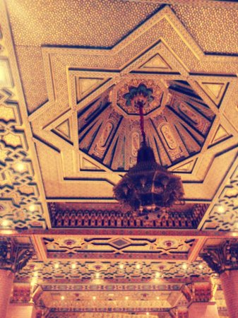 Atlantic Palace Agadir: hall