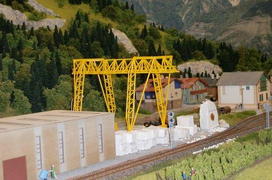Eisenbahnwelt: Lasa Marmor
