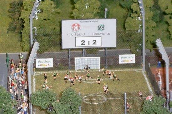 Eisenbahnwelt: Stadion