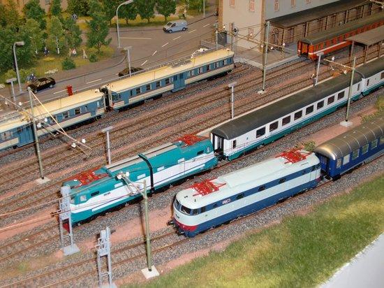 Eisenbahnwelt: Bahnhof
