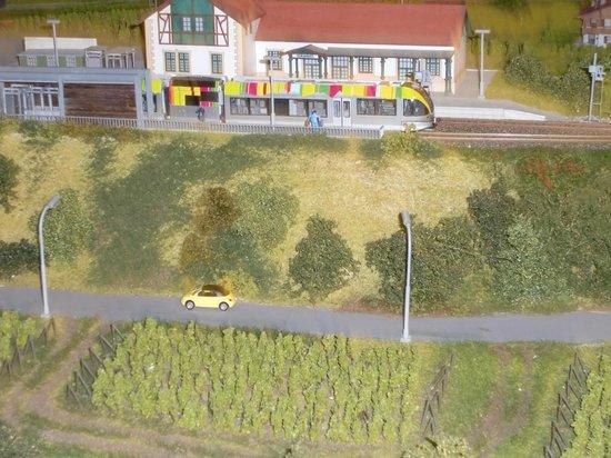 Eisenbahnwelt: Vinschgerbahn
