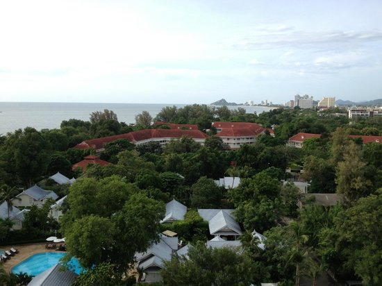 Hilton Hua Hin Resort & Spa: 部屋からの眺め