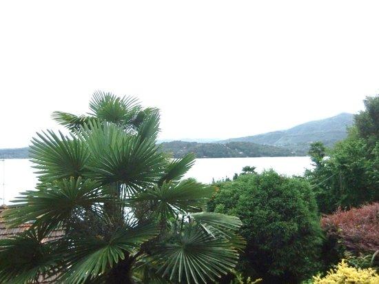Villa Pinin: Vue depuis notre chambre