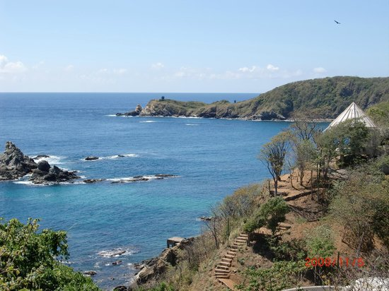 Casa Pan de Miel: view