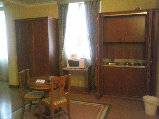 Residenza d'Aragona: angolo cucina